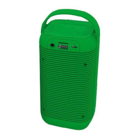 Xwave (B Power Tull green) Xwave BT zvucnik,HI-FI,  FM Radio, Micro SD, USB,zeleni