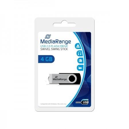 MEDIARANGE GERMANY USB FLASH MEMORIJE 4GB FLEXY DRIVE MR907 (UFMR907/Z)