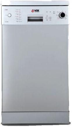 VOX LC2145IX 45 cm sirine, za 8 kompleta sudova, A+AA klasa, pola pranja, INOX