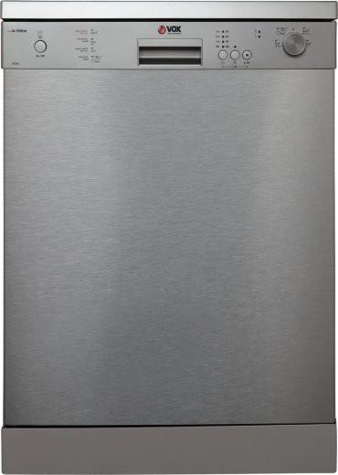 VOX LC22IX 60 cm, za 12 kompleta, A+AA klasa, odlozen start, pola pranja, INOX