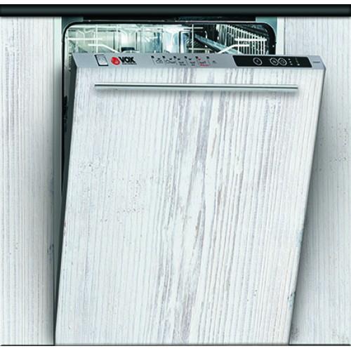 VOX GSI 6541 60cm,integrisana, A+AA,5 programa,4 temperature pranja, odlozen start, metalni filter