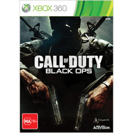 XBOX360 Call of Duty Black Ops