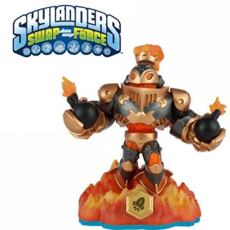 Activision Blizzard Skylanders SWAP Force Shapeshifter Blast Zone PB
