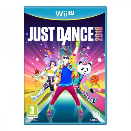 Ubisoft Entertainment WiiU Just Dance 2018