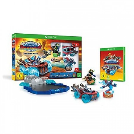 XBOXONE Skylanders SuperChargers Starter Pack (023487)