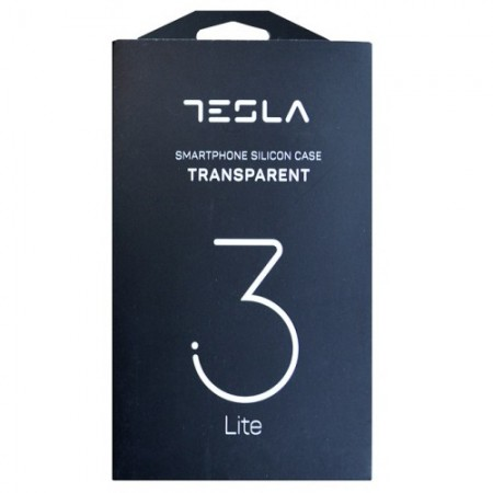 Tesla transparent silicon cover for 3.3