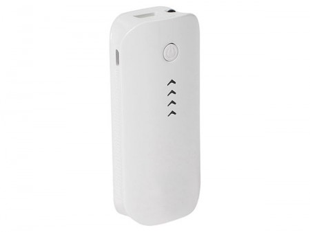 Alpha Star 4400 white Power Bank r4400mAh
