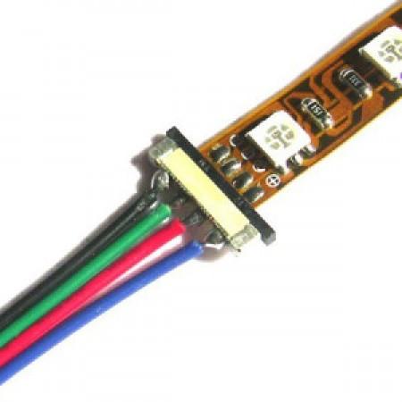 XLED Konektor za RGB boje (21cm) crveni