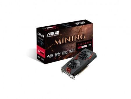 Asus AMD RX 470 4GB 256bit MINING-RX470-4G