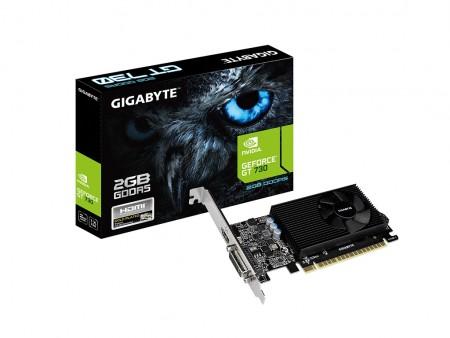 Gigabyte nVidia GT 730 2GB DDR5 64bit GV-N730D5-2GL
