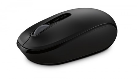 Microsoft Wireless Mobile Mouse 1850 for Business Black (7MM-00002)