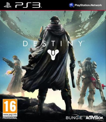 PS3 Destiny Vanguard Presell