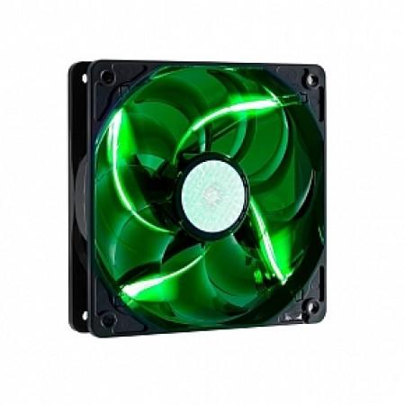 COOLER MASTER SickleFlow 120 Green LED 120mm ventilator (R4-L2R-20AG-R2)