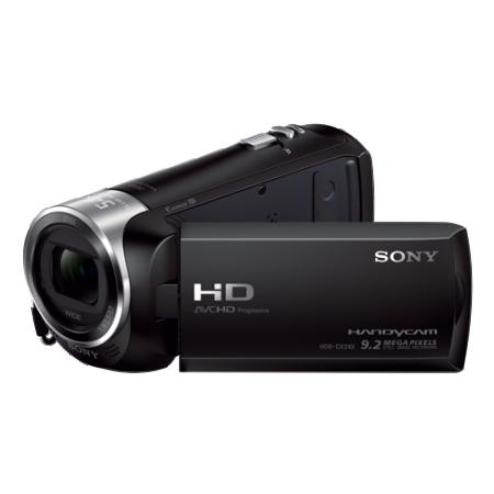 Sony HDR-CX240E Black
