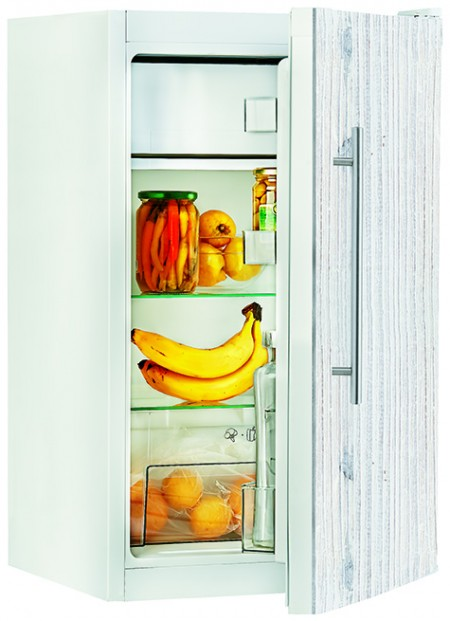 VOX IKS 1450 ugradni frizider 54*55*875, A+ klasa, sa komorom, staklene police
