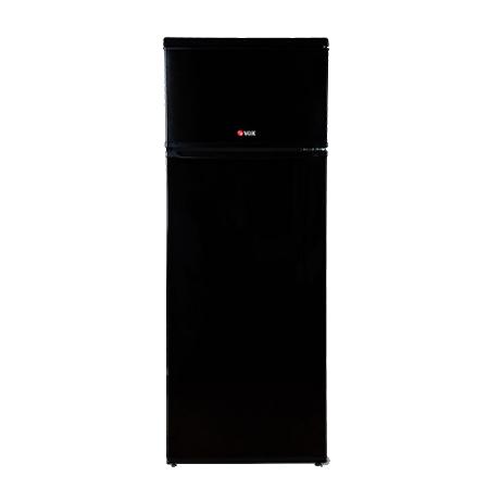 VOX KG 2600 B frizider 55*60*144, A+ klasa, sa komoromzamrzivac,  stak.pol, BLACK