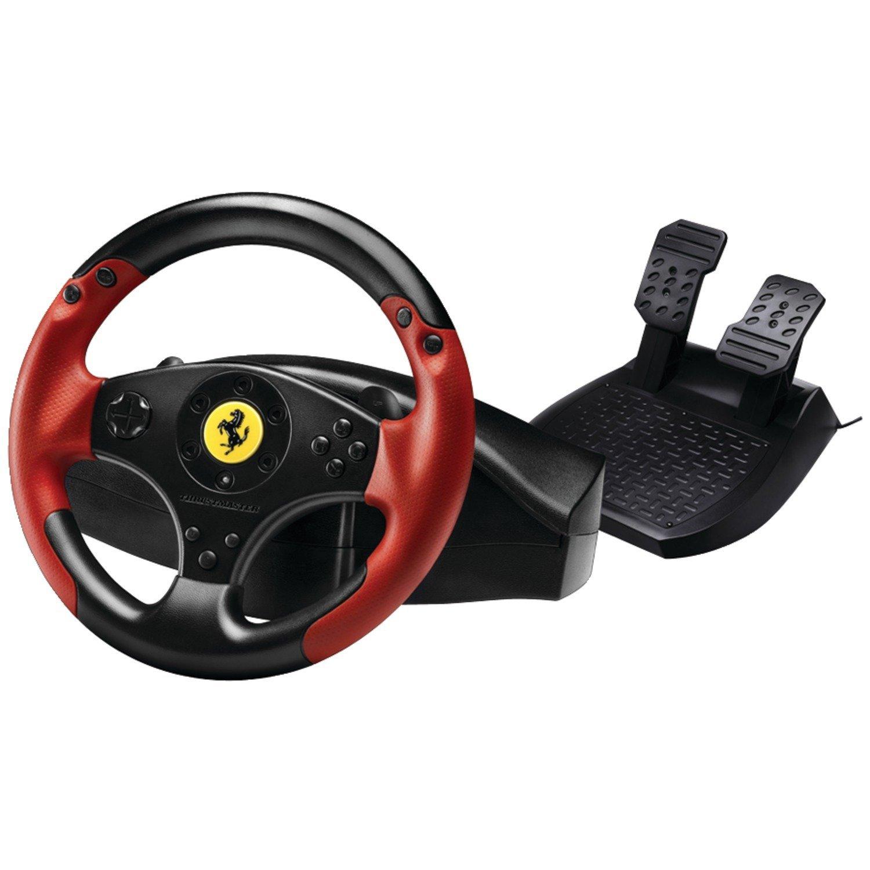 Ferrari Racing Wheel - Red Legend PS3/PC