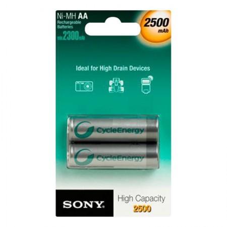 Sony NHAAB2E (2 AA punjive baterije 2500mAh) *NH-AA-B2EN*