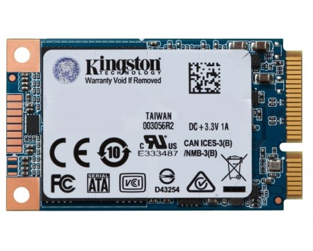 KINGSTON 120GB mSATA SUV500MS120G SSDnow UV500 series