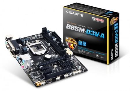 1150 Gigabyte GA-B85M-D3V-A