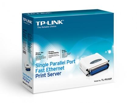 TP LINK TL-PS110P Print Server