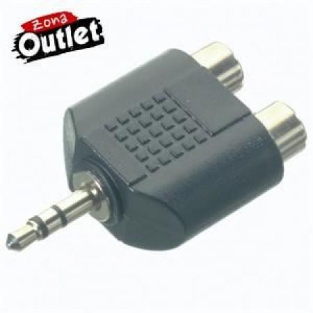 Adapter audio 2.52cin MF Vv