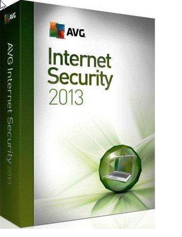 AVG Int.Sec. 2013 (3User) 1g