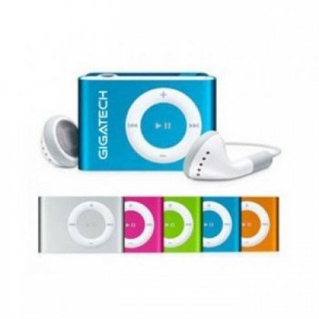 GIGATECH MP3 PLAYER GMP-03 silver