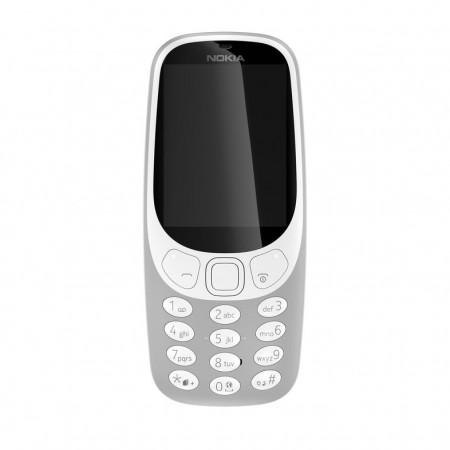 Nokia 3310 DS Grey Dual Sim