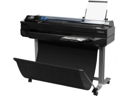 HP (CQ893C) DesignJet T520 36-in Printer