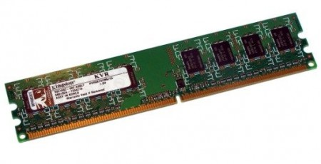 Kingston (KVR667D2N5/1G-PL) 1GB DDR2 667 PC2 5300