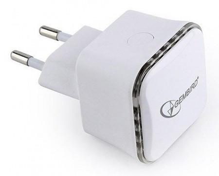 Gembird WNP-RP300-01 WiFi Ruter White