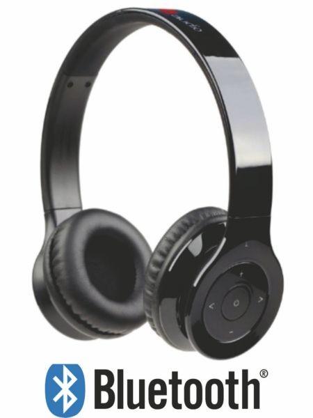 Gembird BHP-BER-BK Bluetooth Slušalice Black
