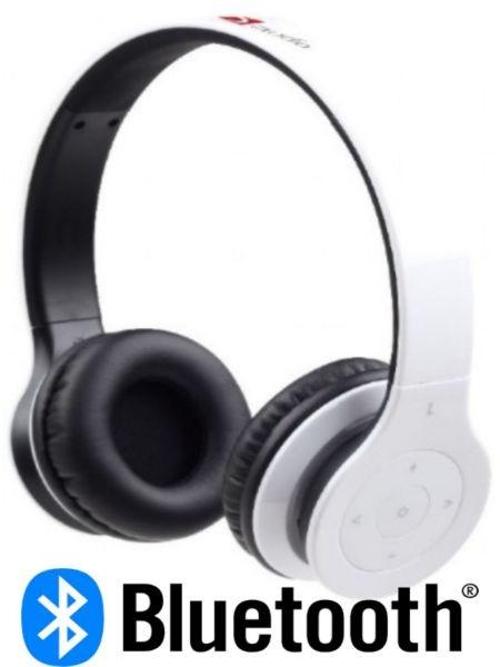 Gembird BHP-BER-W Bluetooth Slušalice White