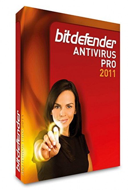 BitDefenderAv Pro 2011