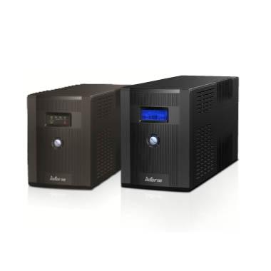 Inform Line Interactive UPS 600VA, LCD Display - Guardian LCD 600AP