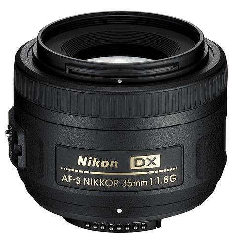 NIKON Obj 35 mm f1.8G ED AF-S