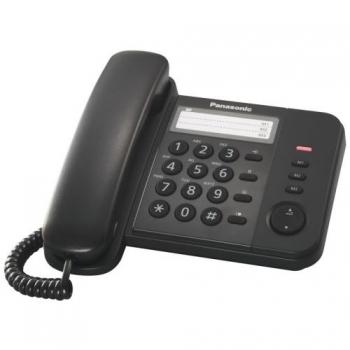 PANASONIC telefon KX-TS520FXB crni