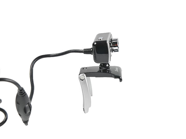 Xwave Web camera /CMOBS/1,3 meg pixel/snap shot/external mic./LED Lights