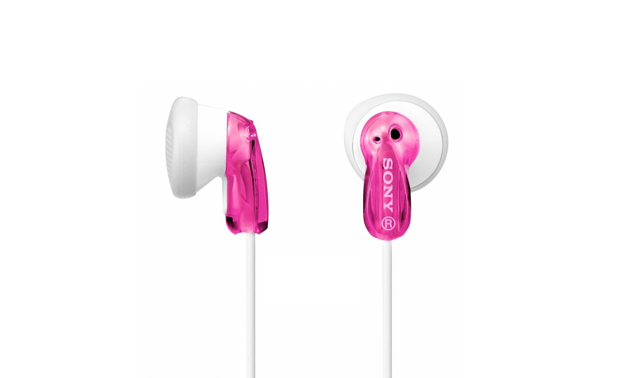 Sony MDR-E9LP Pink