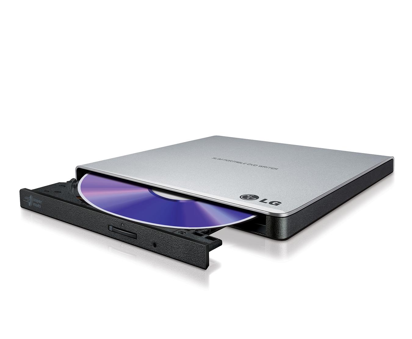 LG DVD-RW GP57ES40 Externi USB Slim Silver