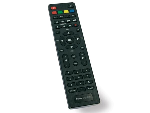 Xwave Daljinski za DVB-T2 Digital One VELIKI