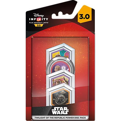 Infinity 3.0 Power Discs Twilight of Republic