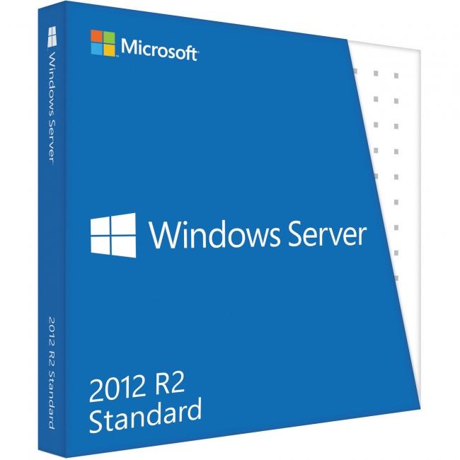 Windows Server 2012 R2 Standard Edition 2CPU  Reseller Opti