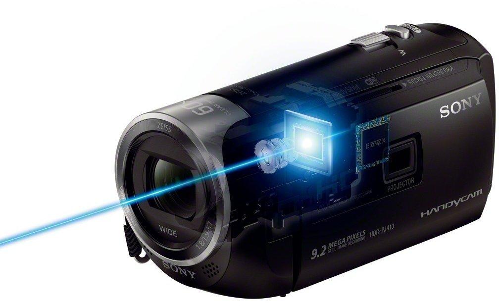 SONY HDRPJ410B.CEN kamera