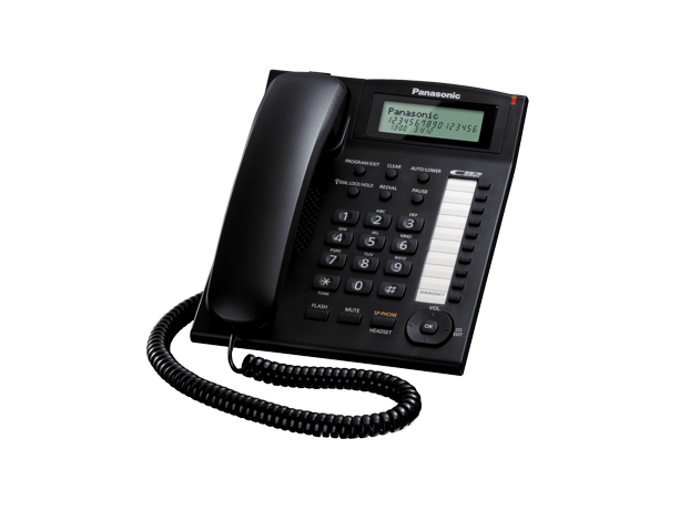 PANASONIC telefon KX-TS880FXB