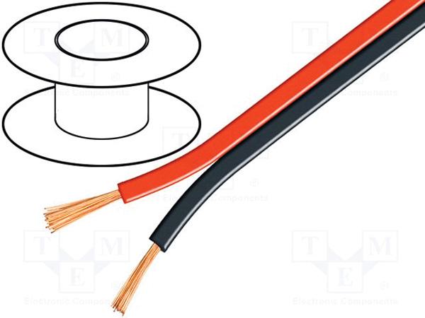 G&BL A.M.V. Engineering Kablovi  za zvucnike (Audio) 300m; 2x0.75, na koturu