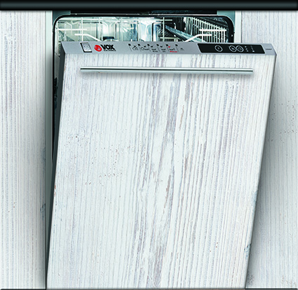 VOX ugradna sudo-mašina GSI 4641 44.8 x 54.8 x 81.5 cm za 10 kompleta