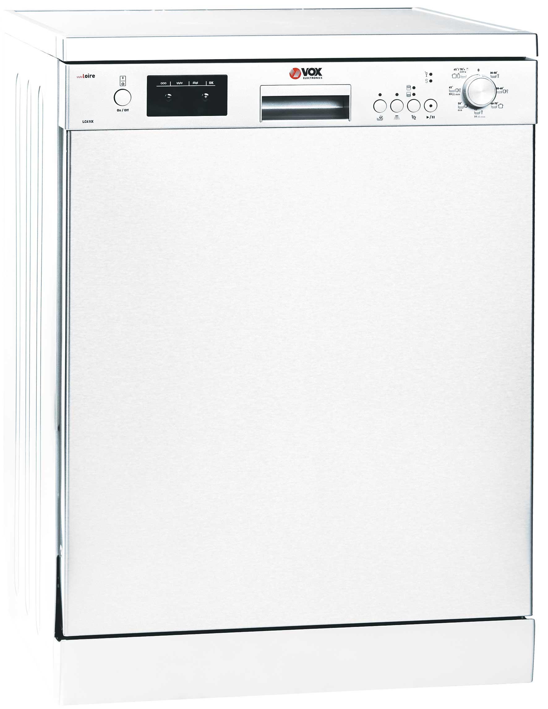 VOX sudo-mašina LC 25 60 x 60 x 85 cm za 12 kompleta