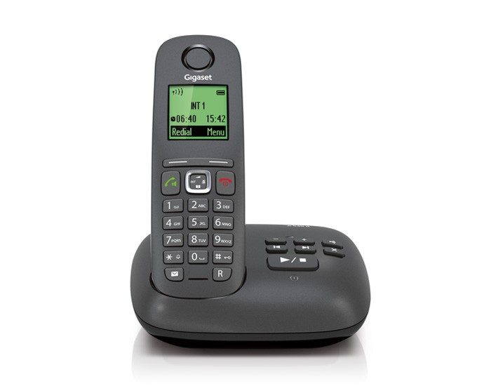 GIGASET telefon A540 black